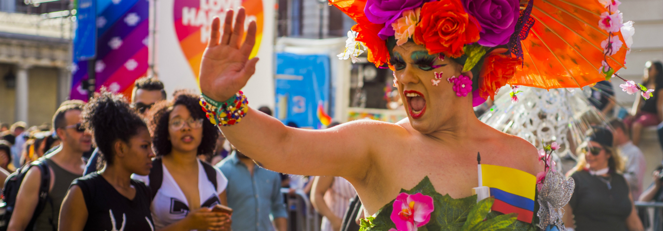 Pride in London wants LGBTQ+ communities to empathise with friends and family