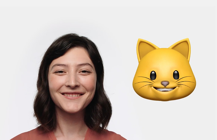 Animojis help people emulate face-to-face intimacy online