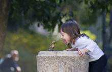 London water fountains target plastic waste problem