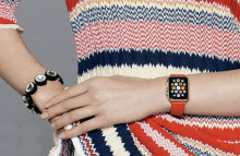 Apple takes a page out of the fashion playbook