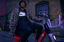 Nike captures the grit of London's sporting youth
