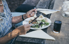 Easy options see more Britons go meat-free