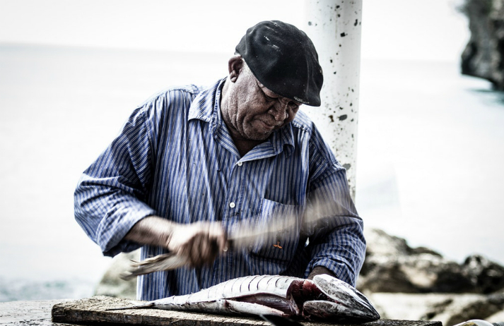 The Fish Butcher reduces waste with nose-to-fin butchery