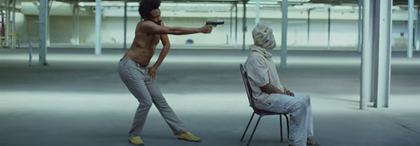 Childish Gambino takes aim at America's gun problem
