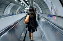 Wayfindr helps blind commuters on the Tube