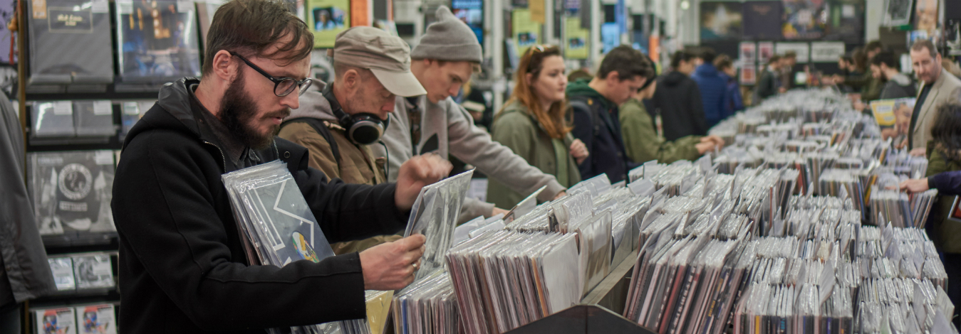 How superfans – not nostalgia-seekers – are driving vinyl sales