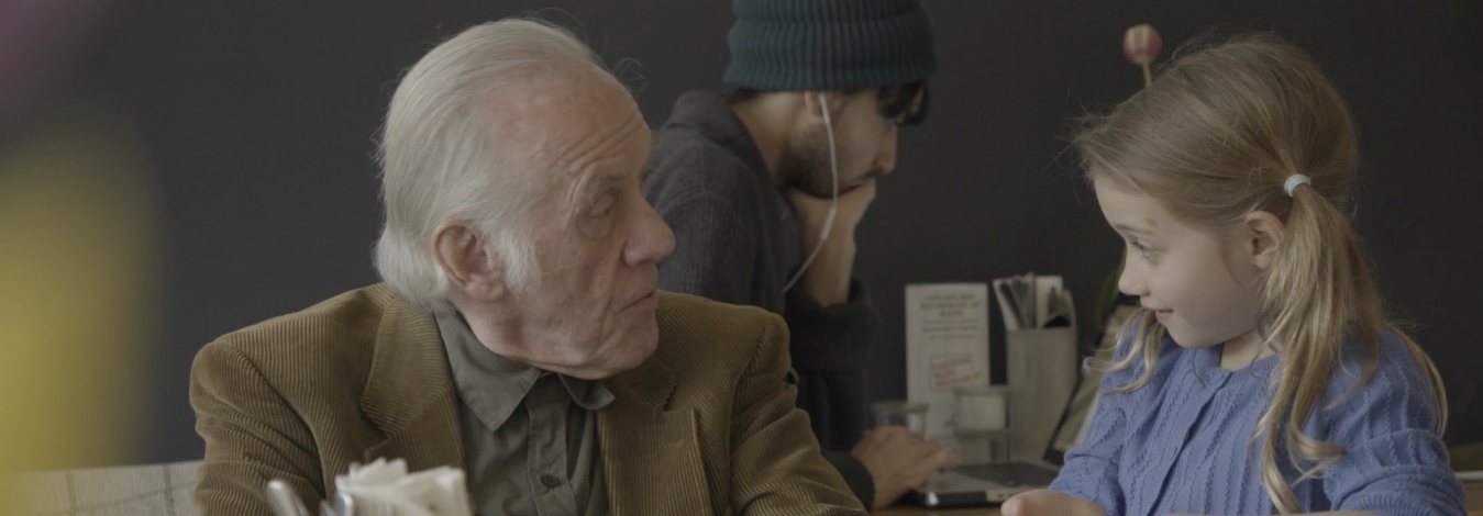 'Be More Us' ad invites people to reach out to lonely seniors