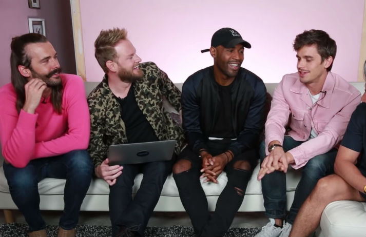Queer Eye explores identity politics in a light, humorous way