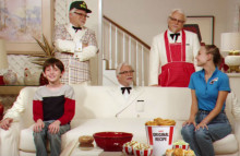 KFC What's for Dinner ad is a surreal take on 80's sitcoms