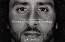 Nike Kaepernick ad accused of insincere 'woke washing'