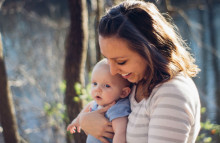 Stressed-out mums value the community of Mumsnet
