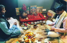 ePuja helps busy Hindus fulfil prayers virtually