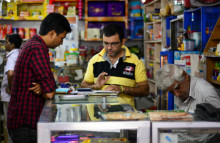 Amazon partners with local shops in India