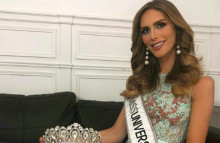Miss Universe trans model uses pageant to fight phobia