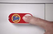 Amazon debuts the Dash button
