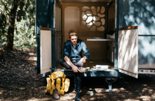 Gen Y britons are turning to minimalist eco microhomes