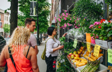 French youth are hungry for organic produce