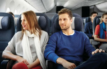 Mindfulness joins the mile high club