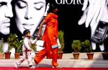 Affluent Indians buy into 'the good life'