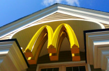 McDonald's serves up table service in Germany