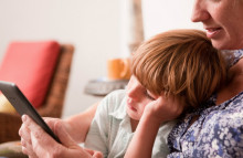 Busy mums turn to apps for family healthcare