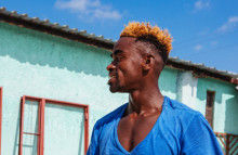 More men colour their hair as beauty standards shift