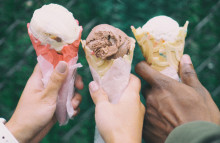 Health-conscious foodies love low-cal ice cream