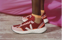 Veja trainers meet demands for ethical sportswear
