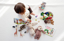 Customisable dolls make play more gender-inclusive