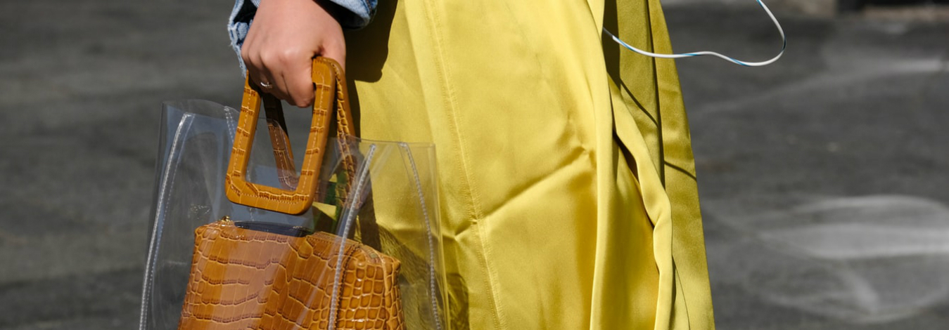 CLAIR HELPS SHOPPERS VALUE-CHECK PRE-LOVED LUXE BAGS