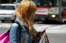 Japanese parents worry about mobile addiction