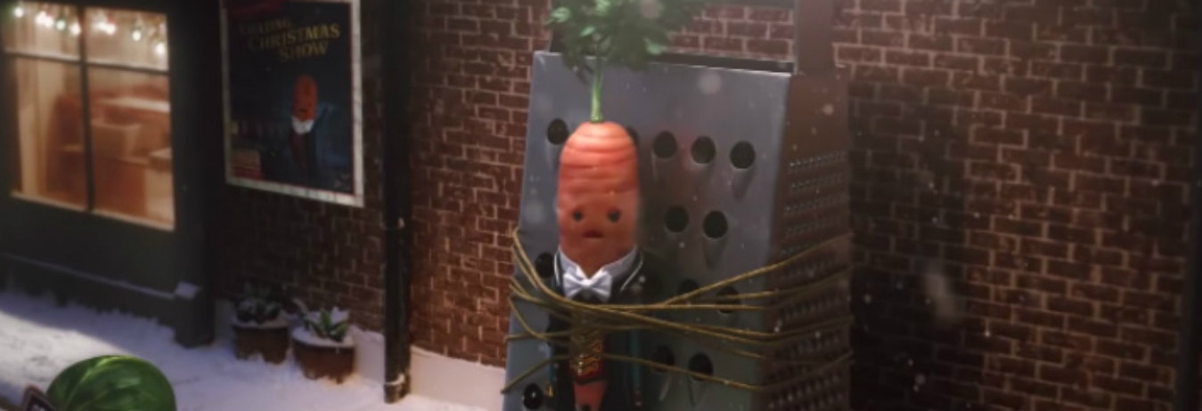 Aldi's playful trolling keeps Kevin the Carrot relevant