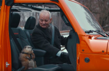Jeep ad plays on Americans' 'Groundhog Day' nostalgia