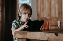 Parents seek digital support as kids' screen time surges