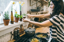 Americans find joy in new cooking discoveries