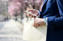 Harrods' exclusive personal shopping puts hygiene first