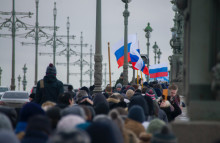 Online activism helps locked-down Russians protest