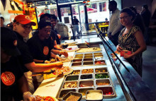 Fast casual diners want to build their own meal