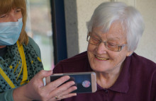 CareApp connects isolated Seniors to families