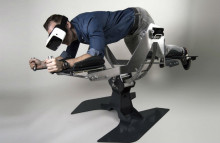 Train your mind and body with Virtual Reality