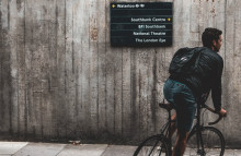 Bike Drop offers cyclists valet parking services