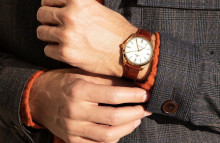 Britons treat themselves to luxury watch purchases