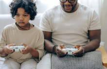 Americans find comforting connections in video games