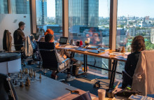 Remote-work policies phase out new age work perks