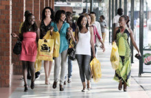 Malls changing shopping habits in Africa
