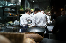 Supper delivers Michelin-starred cuisine
