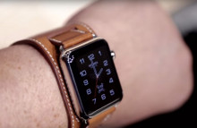 Apple teams up with Hermès for a luxury watch