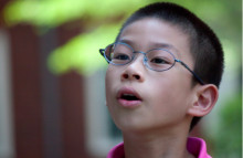 The failing eyesight of Chinese youth