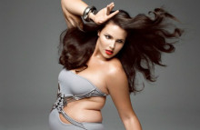Fashion's ultimate 'plus-size' muse