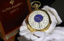 China's HNWIs treasure antique timepieces